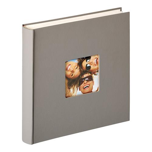 Walther Buchalbum Fun grau
