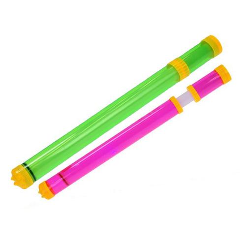 Vodní dělo Idena 3 druhy barev, 48 cm, se světlem