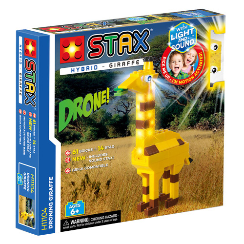 Light Stax STAX-Droning Giraffe