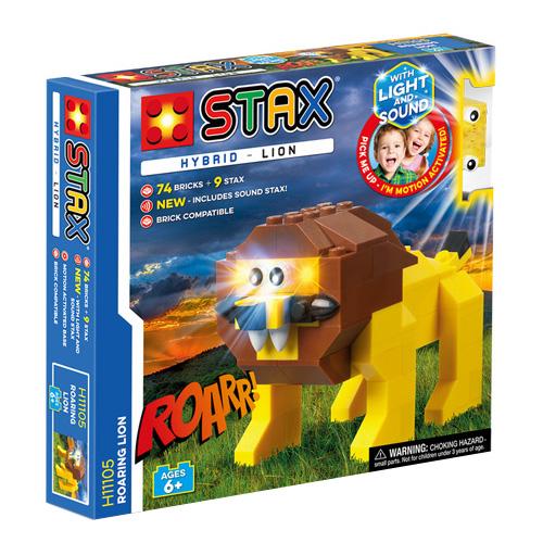 Light Stax STAX-Roaring Lion
