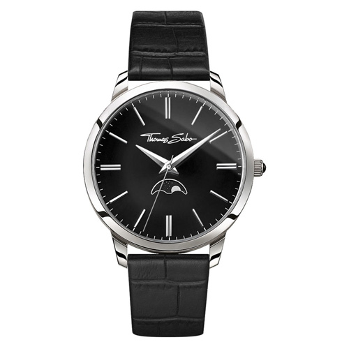 Pánské hodinky Thomas Sabo WA0325-218-203-42 mm, Watches, stainless steel, mineral glas