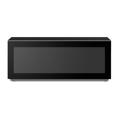 Meliconi 500405 TV stojan, sklo, černá
