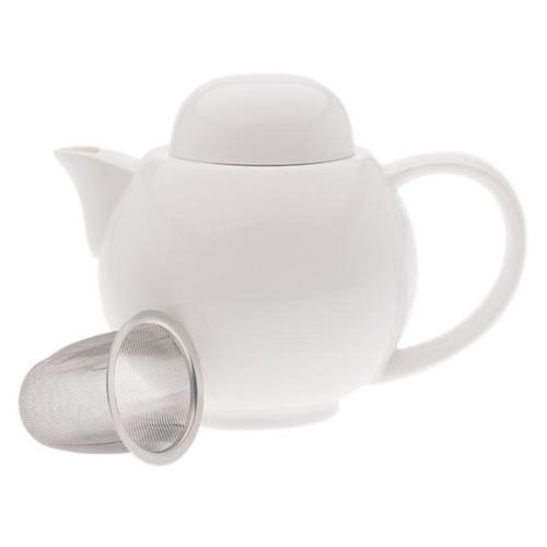 MAXWELL & WILLIAMS WHITE BASICS čajník 6 šálků & sítko