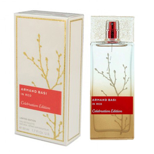 Armand Basi in Red Women Celebration Ed 50ml EDT