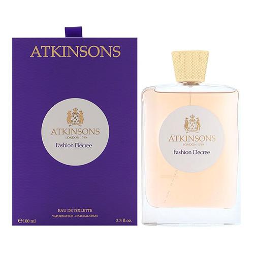 Atkinsons Fashion Decree 100ml EDT