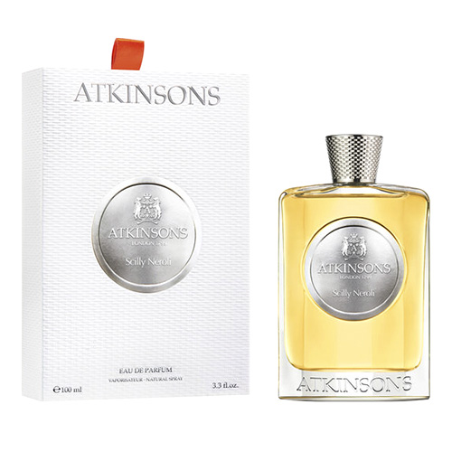Atkinsons Scilly Neroli 100ml EDP