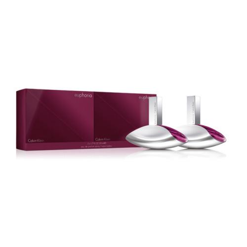 Calvin Klein Euphoria 2x50ml EDP Duo set