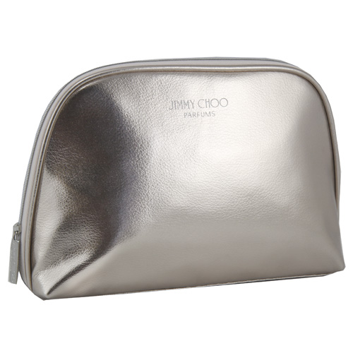 Jimmy Choo Gold Color Pouch