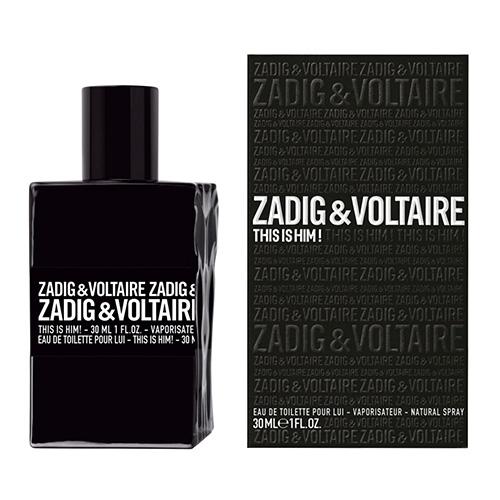 Toaletní voda Zadig & Voltaire This is Him! 30ml EDT