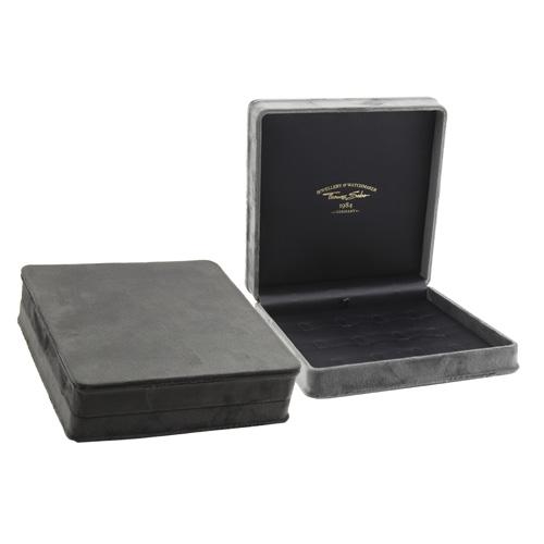 Thomas Sabo POS   Packing   BOX_DK_006 Vintage Box 12 Rings, Grey