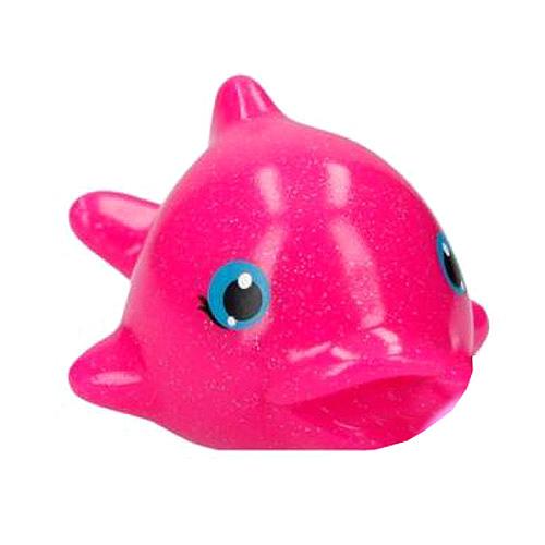 Zvířátko do vody Snukis ASST Růžový delfín