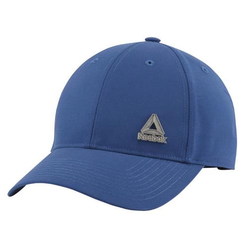 Kšiltovka Reebok Act Fnd Badge Cap | Modrá | UNIVERZÁLNÍ