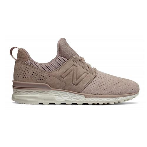 Dámská obuv New Balance WS574DUK   Růžová   40