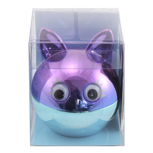 Lesk na rty Top Model ASST Modro-fialová kulička s ušima