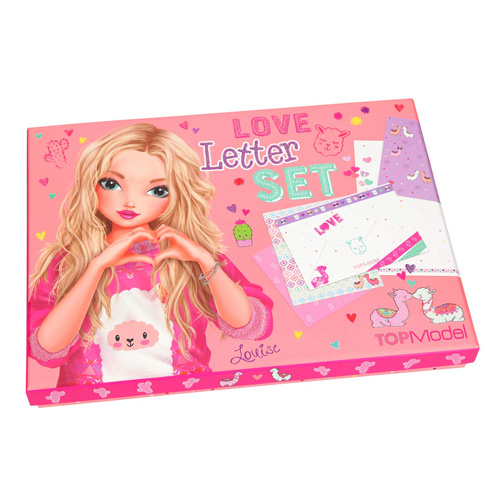 Kreativní sada Top Model Louise, milostné dopisy