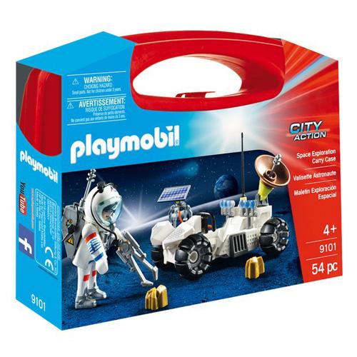 Dobývání vesmíru Playmobil Vesmír, 54 dílků