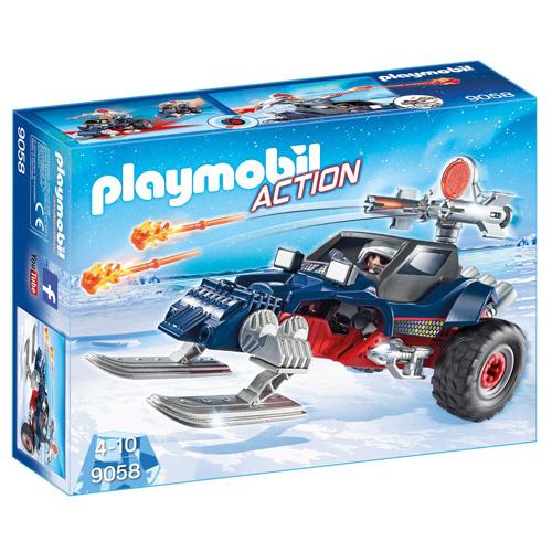 Skútr ledních pirátů Playmobil Polární expedice, 43 dílků