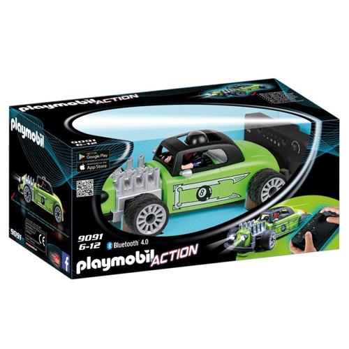 RC Rock´n´Roll Racer Playmobil Svět motorů, zelené