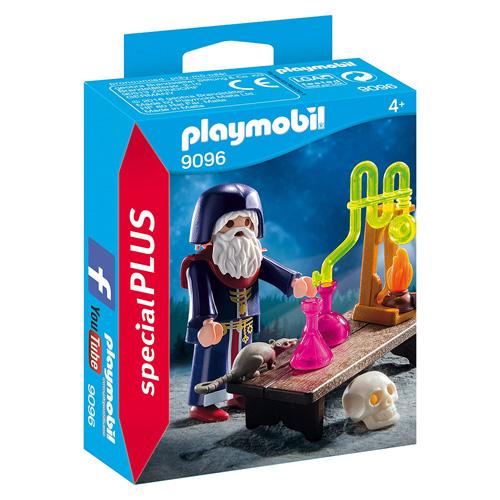 Alchymistická laboratoř Playmobil Rytíři a barbaři, 10 dílků