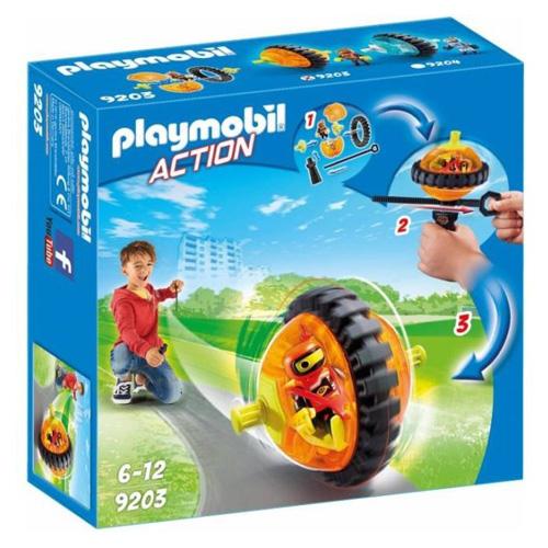Oranžový Speed Roller Playmobil Sport a akce, 10 dílků
