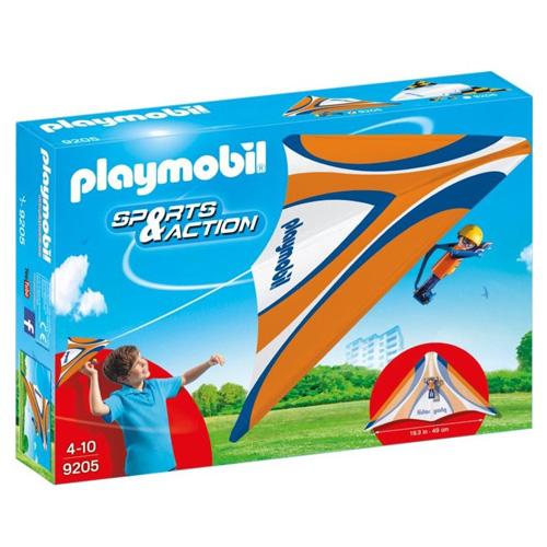 Rogalista Lucas Playmobil Sport a akce, 7 dílků