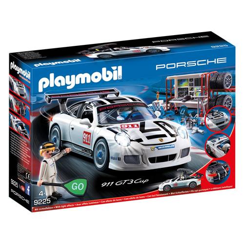 Porsche 911 GT3 Cup Playmobil Sport a akce, 50 dílků