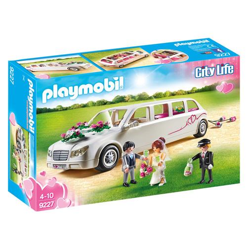 Svatební limuzína Playmobil Svatba, 79 dílků