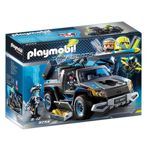 Dr. Drone Pick-up Playmobil TOP agenti, 150 dílků