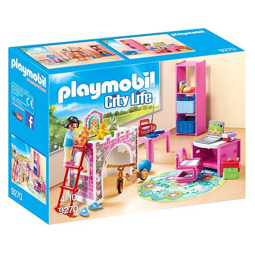 Dětský pokoj Playmobil Moderní dům, 30 dílků