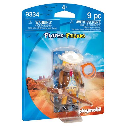 Šerif Playmobil Western, 9 dílků