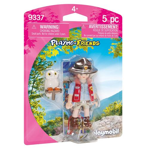 Správce přírodní rezervace Playmobil Dobrodružství v přírodě, 5 dílků