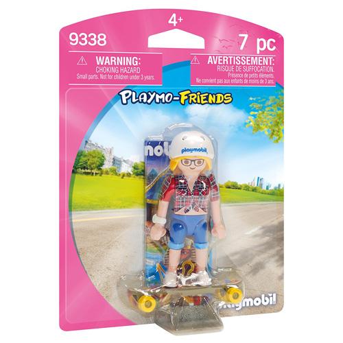 Skateboardistka Playmobil Sport a akce, 7 dílků