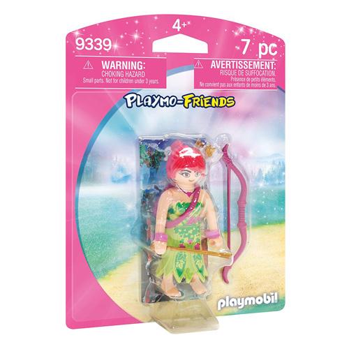 Lesní víla Playmobil Víly a jednorožci, 7 dílků