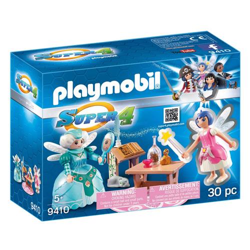 Velká víla a Twinkle Playmobil Super 4, 30 dílků