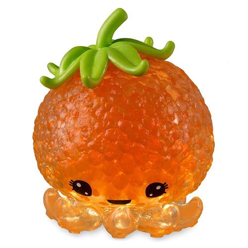 Bubbleezz figurka ORB Olivia Octorine, oranžová, série 1