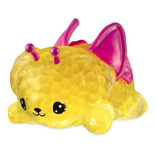 Bubbleezz figurka ORB Piper Puppyfly, žlutá, série 1