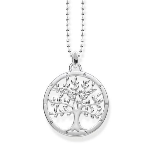 """Náhrdelník """"Strom lásky"""" Thomas Sabo SCKE150206, Glam & Soul, 925 Sterling silver"""