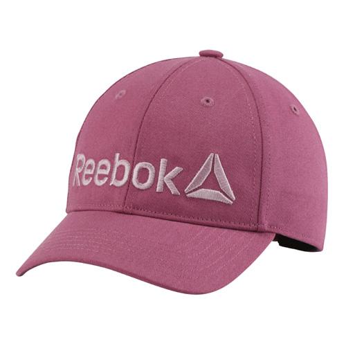 Dětská kšiltovka Reebok Logo Cap | Červená | UNIVERZÁLNÍ