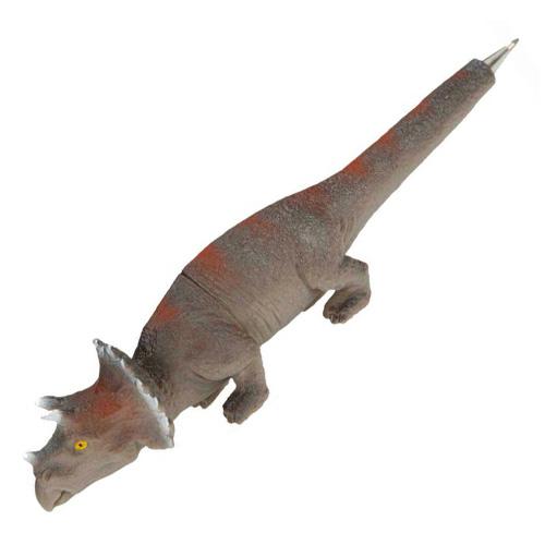 Kuličkové pero Dino World ASST Šedý dinosaurus