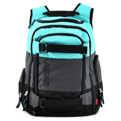 Sportovní batoh Target Modro-šedo-černý
