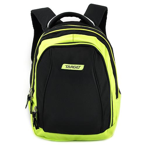 Školní batoh 2v1 Target Žluto-černý