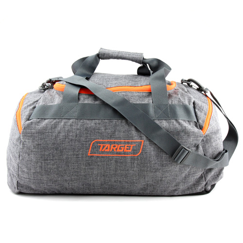 Cestovní taška Target Oranžovo-šedá