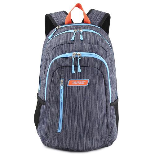 Studentský batoh Target Modro-šedý