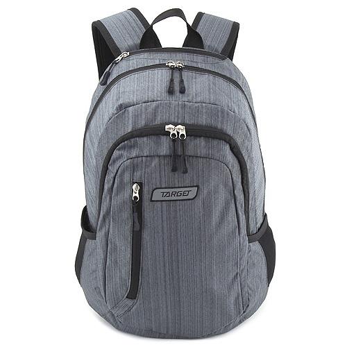 Studentský batoh Target Černo-šedý