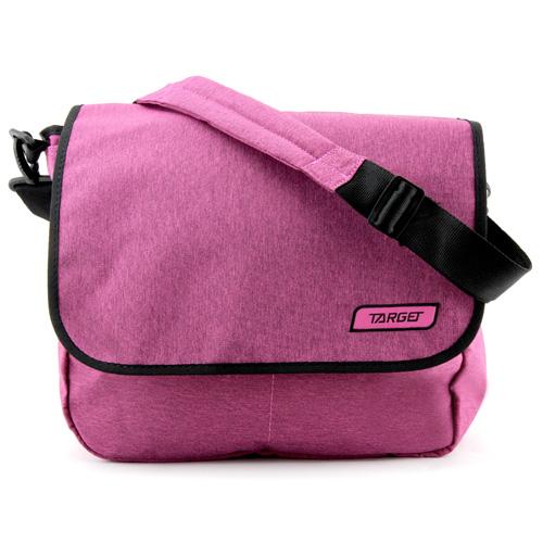 Taška přes rameno Target Melange, růžová