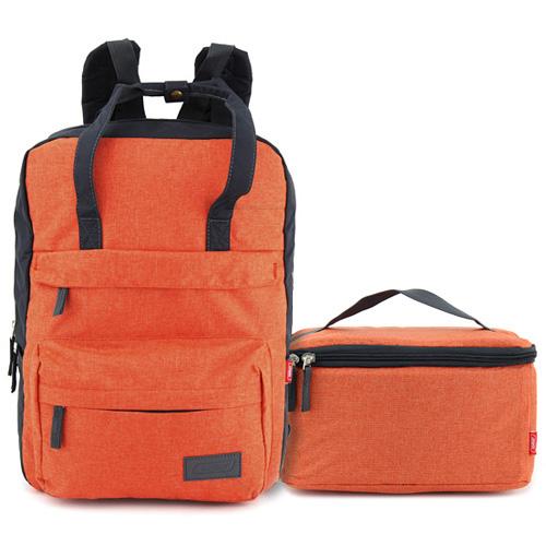 Studentský batoh Target Oranžový