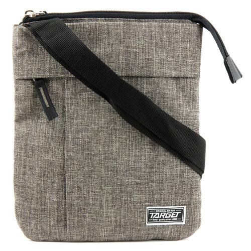 Taška přes rameno Target Classic, šedá