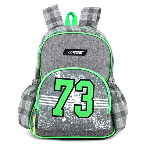 Batůžek Target 73, zeleno-šedý