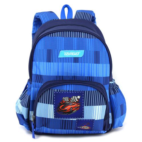 Batůžek Target Závodní auto, modrý
