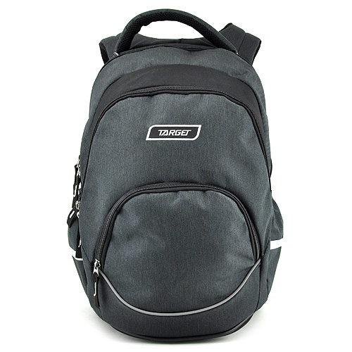 Studentský batoh Target Černý